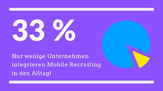 Mobile Recruiting Unternehmen