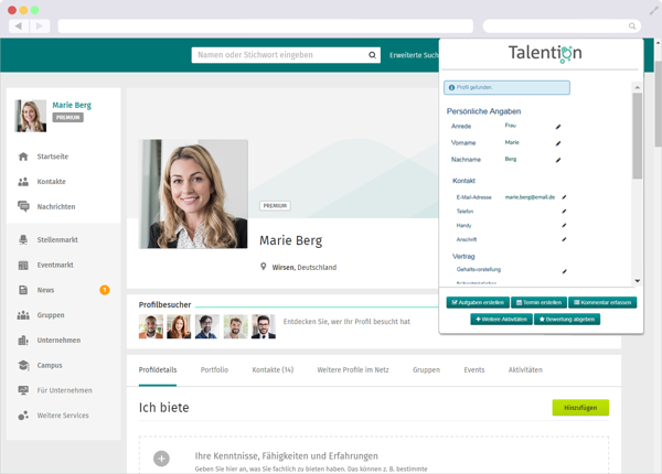 Active Sourcing, Candidate Relationship Management