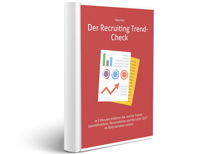 Recruiting Trend Check