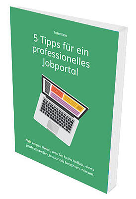 professionelles jobportal