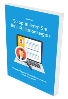 E-Book So optimieren Sie Ihre Stellenanzeigen