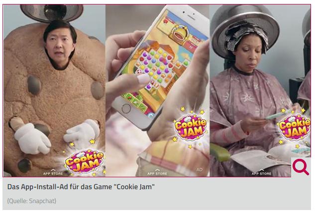 Snapchat-ad-install-app