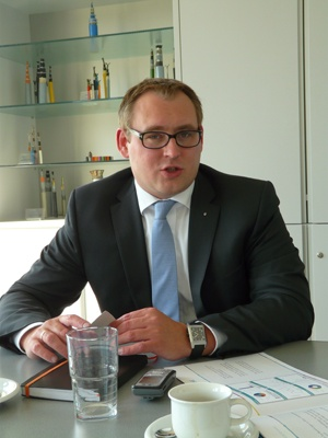 Christian Muckenhaupt, Muckenhaupt & Nusselt GmbH & Co. KG