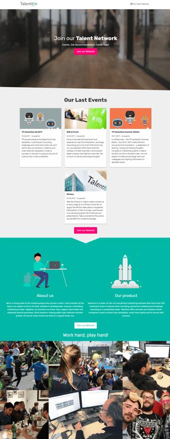 6 Vorteile einer Talent Pool Software