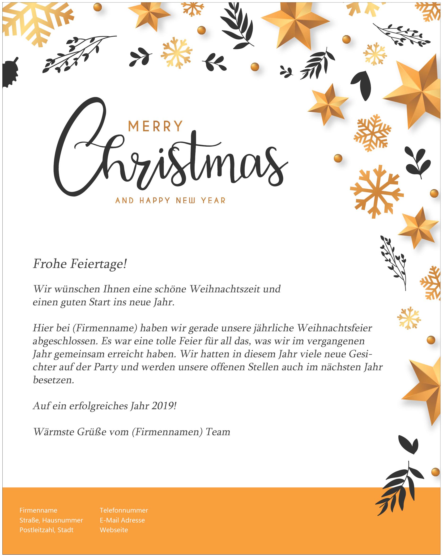 Recruiting zu Weihnachten: 4 Beispiele für weihnachtliche Nurturing-Newsletter