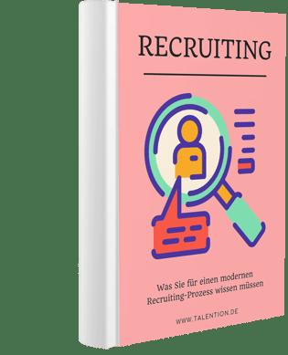 Recruiting DE freigestellt