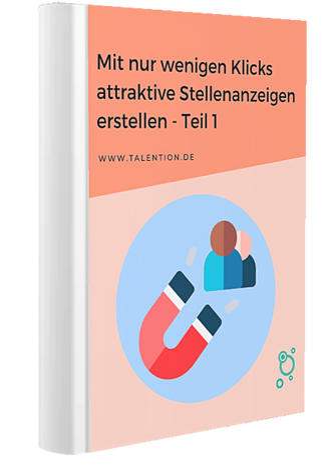 E-Book Attraktive Stellenanzeigen erstellen