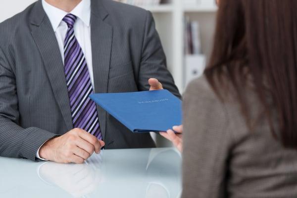 Bewerbungsprozess, Recruiting