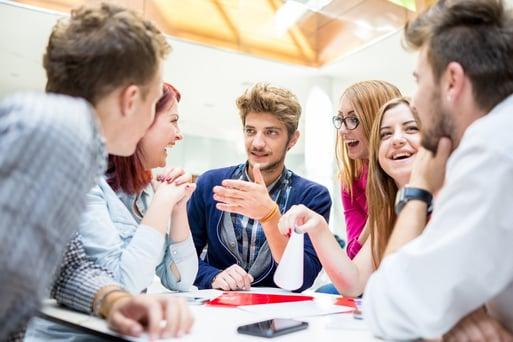 Hochschul Recruiting Events