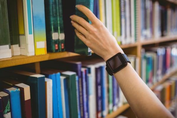 Bibliothek - HR Fachbegriffe für Recruiter