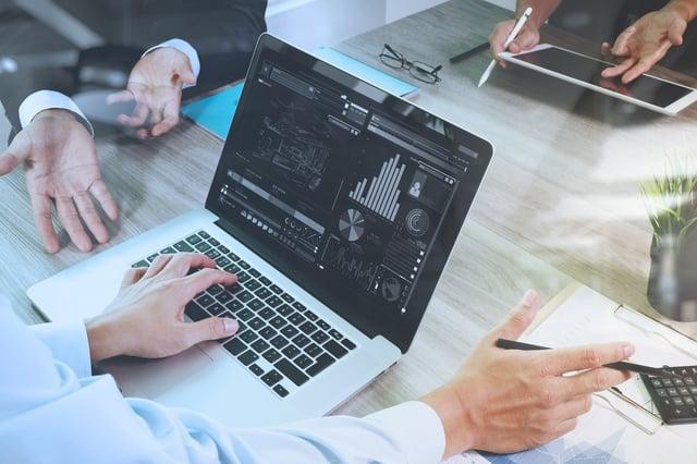 Digitalisierung des Arbeitsmarktes