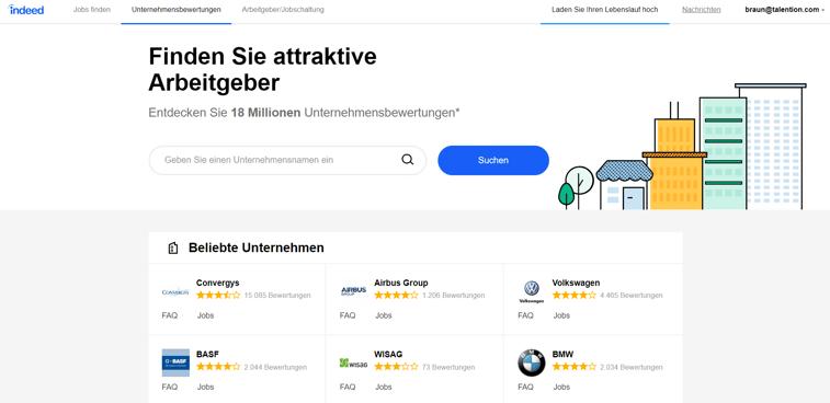 Unternehmensbewertungen_indeed