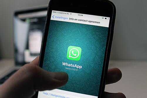 WhatsApp im Recruiting - Was bietet der Smartphone Messenger im Business?