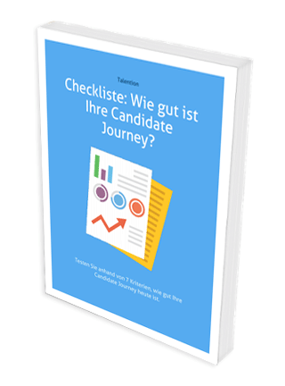 Checkliste Candidate Journey