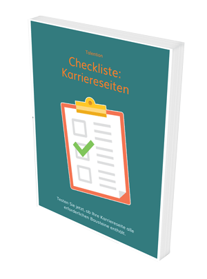 Checkliste Karriereseiten