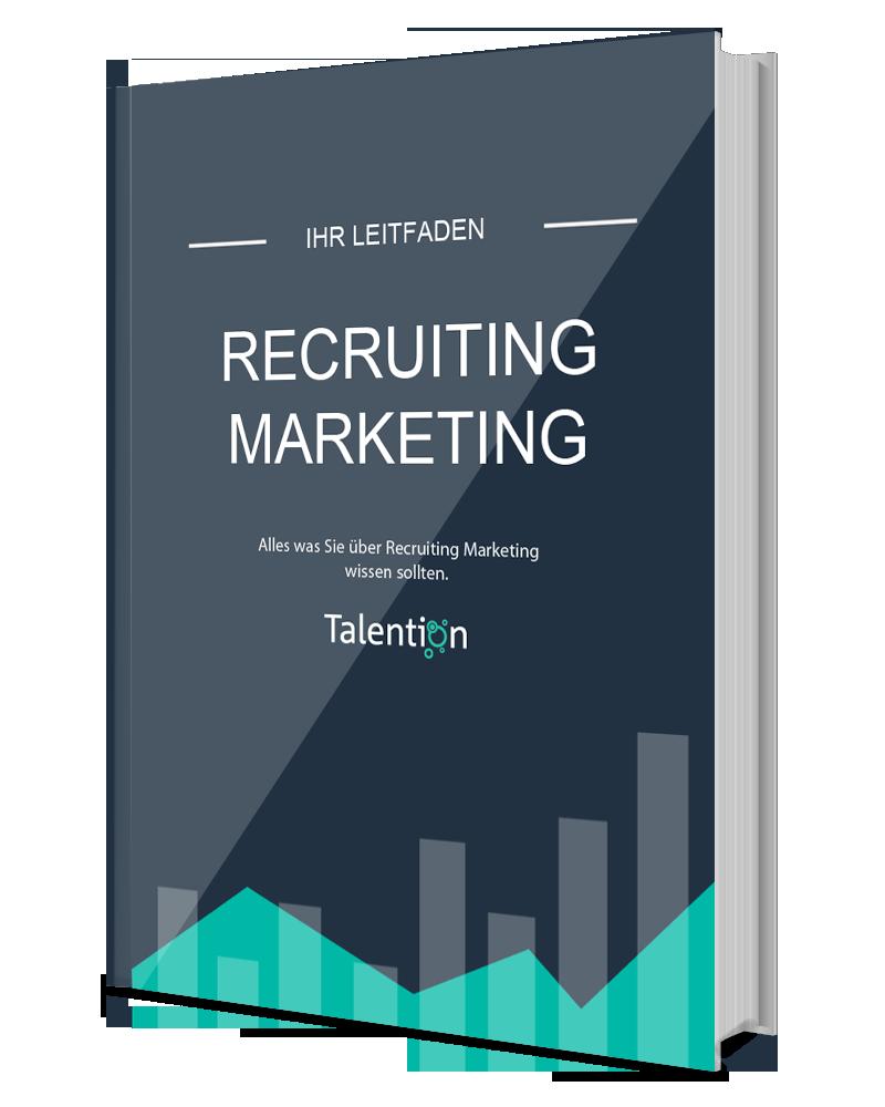 Talention Recruiting Marketing E-Book