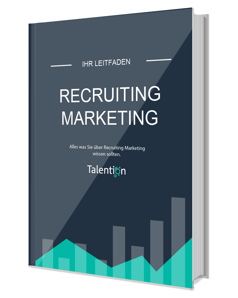 Talention Recruiting Marketing E-Book