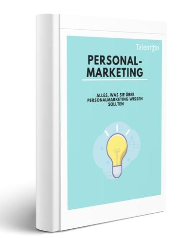 E-Book: Personalmarketing