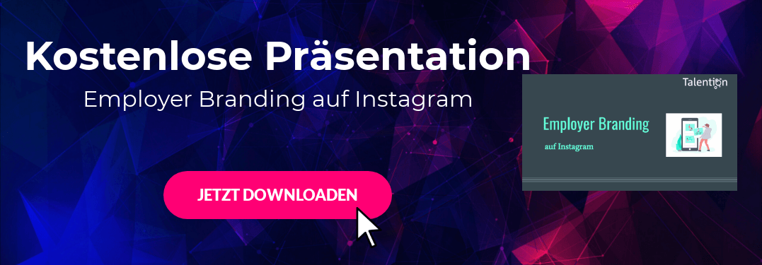 Employer Branding auf Instagram