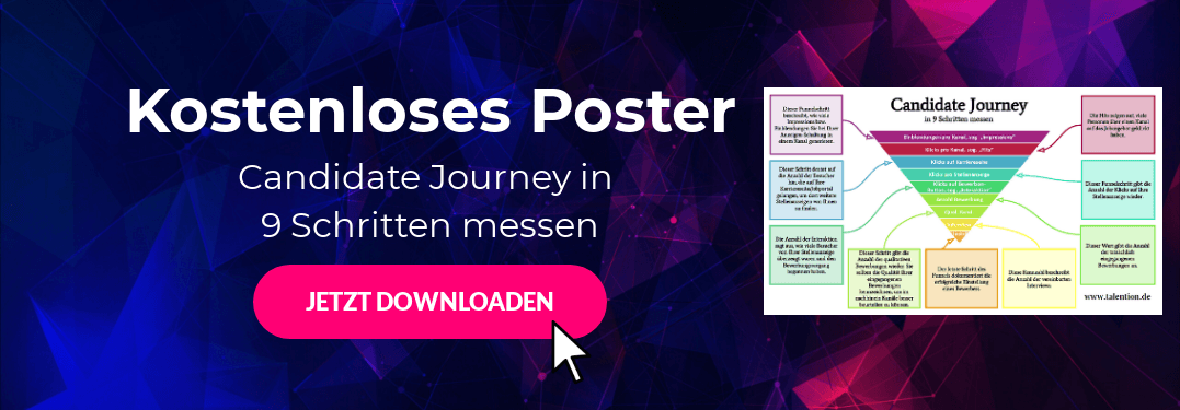 Poster: Candidate Journey