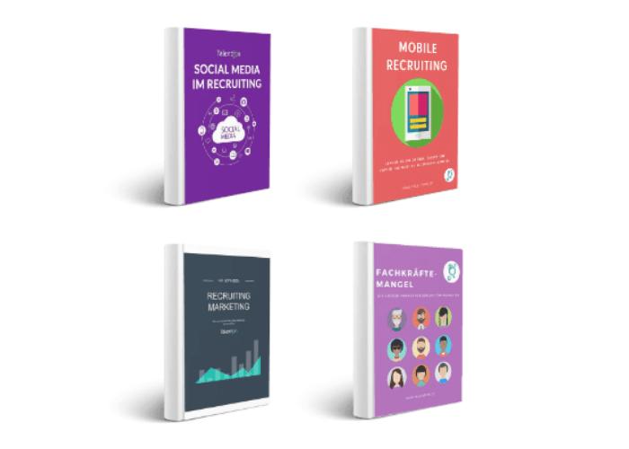Unsere 4 beliebtesten E-Books