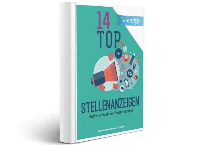 E-Book 14 Top Stellenanzeigen