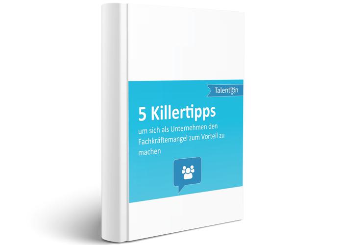 E-Book 5 Killertipps Fachkräftemangel