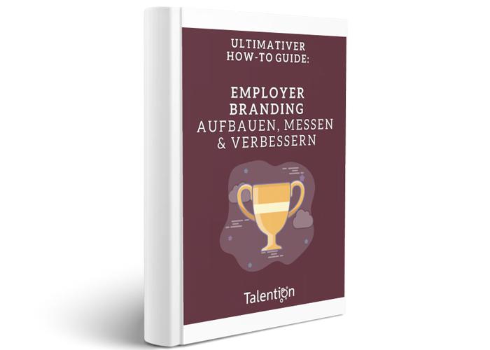 E-Book - Employer Branding aufbauen, messen und verbessern