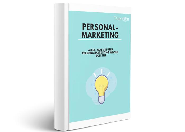 E-Book - Personalmarketing
