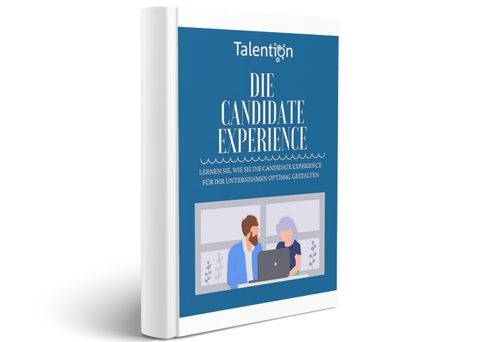 E-Book Candidate Experience