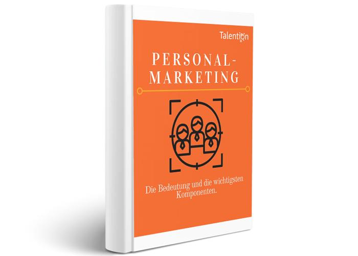 E-Book Personalmarketing