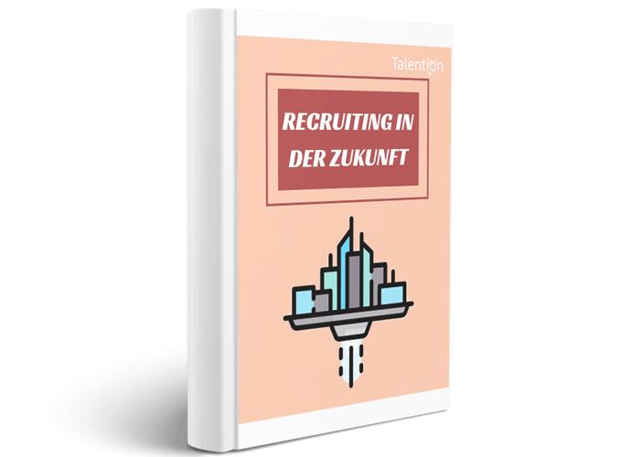 E-Book Recruiting in der Zukunft