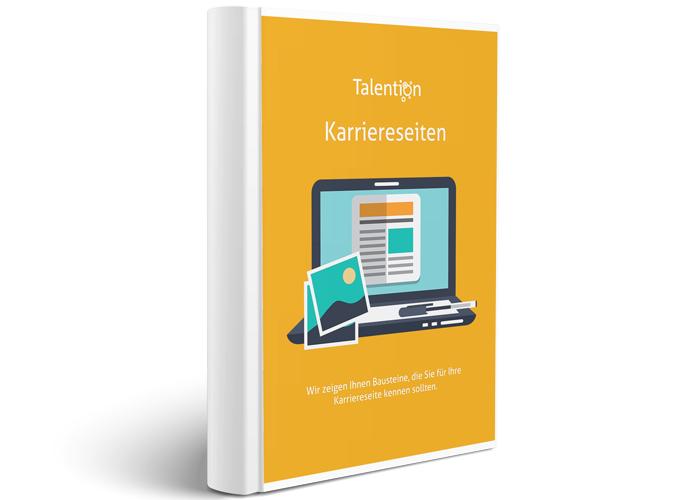 E-Book Erfolgreiche Karriereseiten - Diese Bausteine benötigen Sie