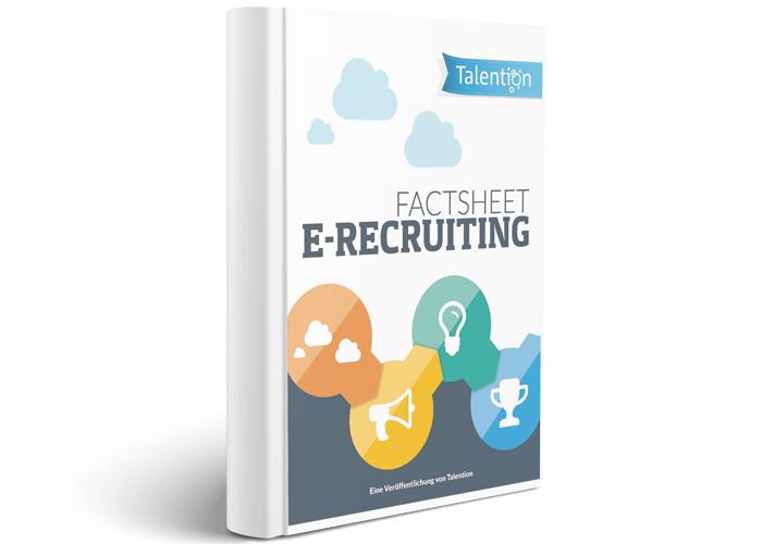 E-Book Factsheet E-Recruiting