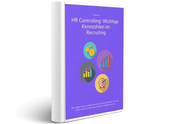 E-Book HR Recruiting - Wichtige Kennzahlen im Recruiting