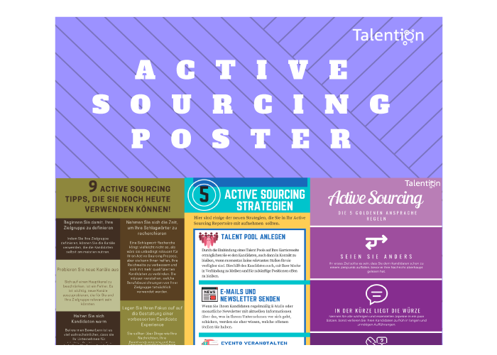 Poster Active Sourcing