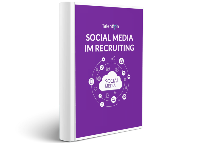 Social Media im Recruiting E-Book