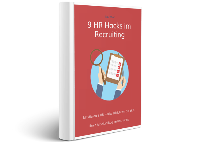 Checkliste 9 HR Hacks im Recruting