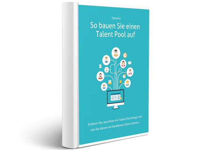 E-Book So bauen Sie einen Talent Pool auf