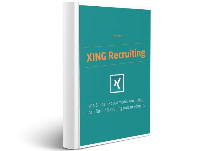 E-Book Xing Recruiting