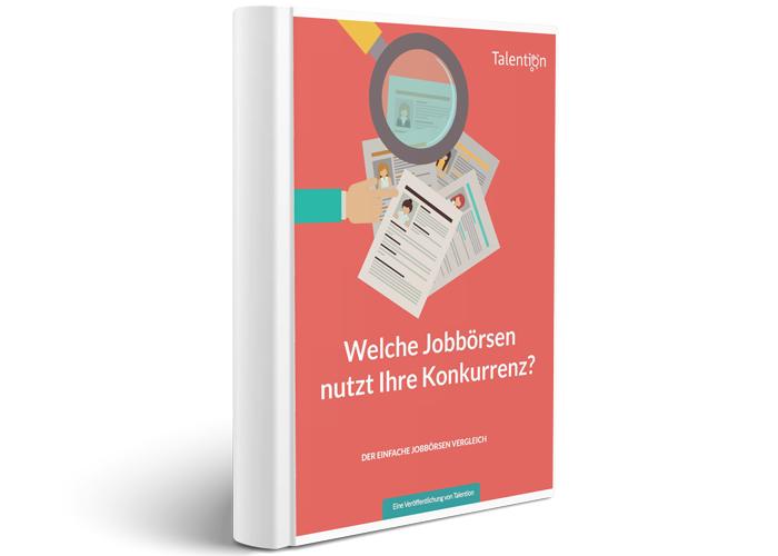 E-Book Welche jobbörsen nutzt ihre konkurrenz