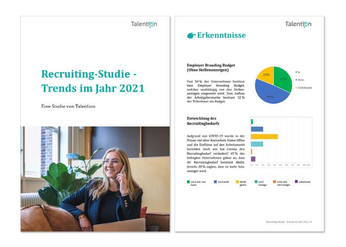 Studie: Recruiting Jahr 2021