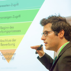 Abend-Veranstaltung: Innovative Lösungen im Wettbewerb um Fachkräfte