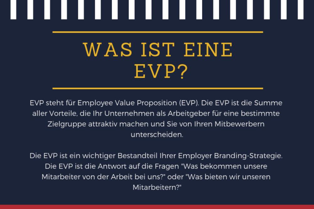 Infografik - Was ist eine EVP?