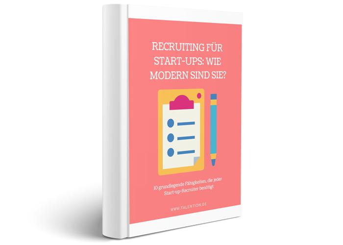 Kostenlose Checkliste Recruiting für Start-ups
