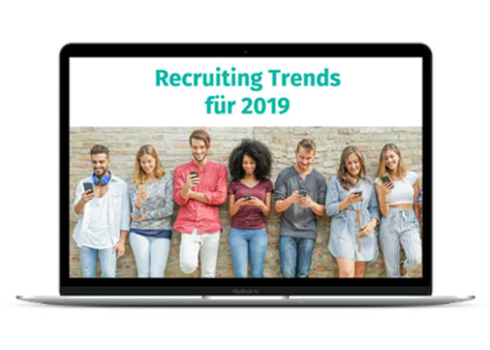 Recruiting Trend 2019 Webinar