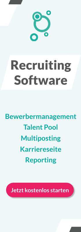 Talention Recruiting Software - Jetzt testen